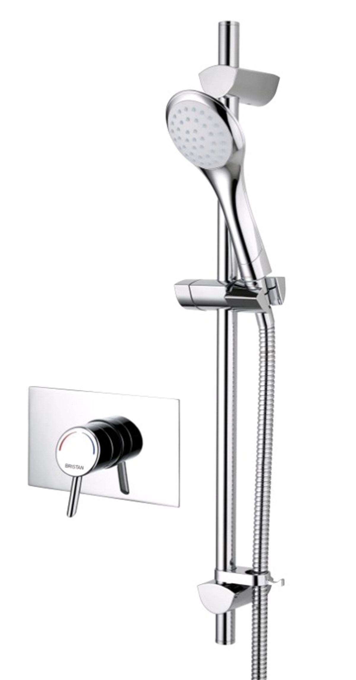 Bristan   Acute   AE SHCAR C   Complete Shower