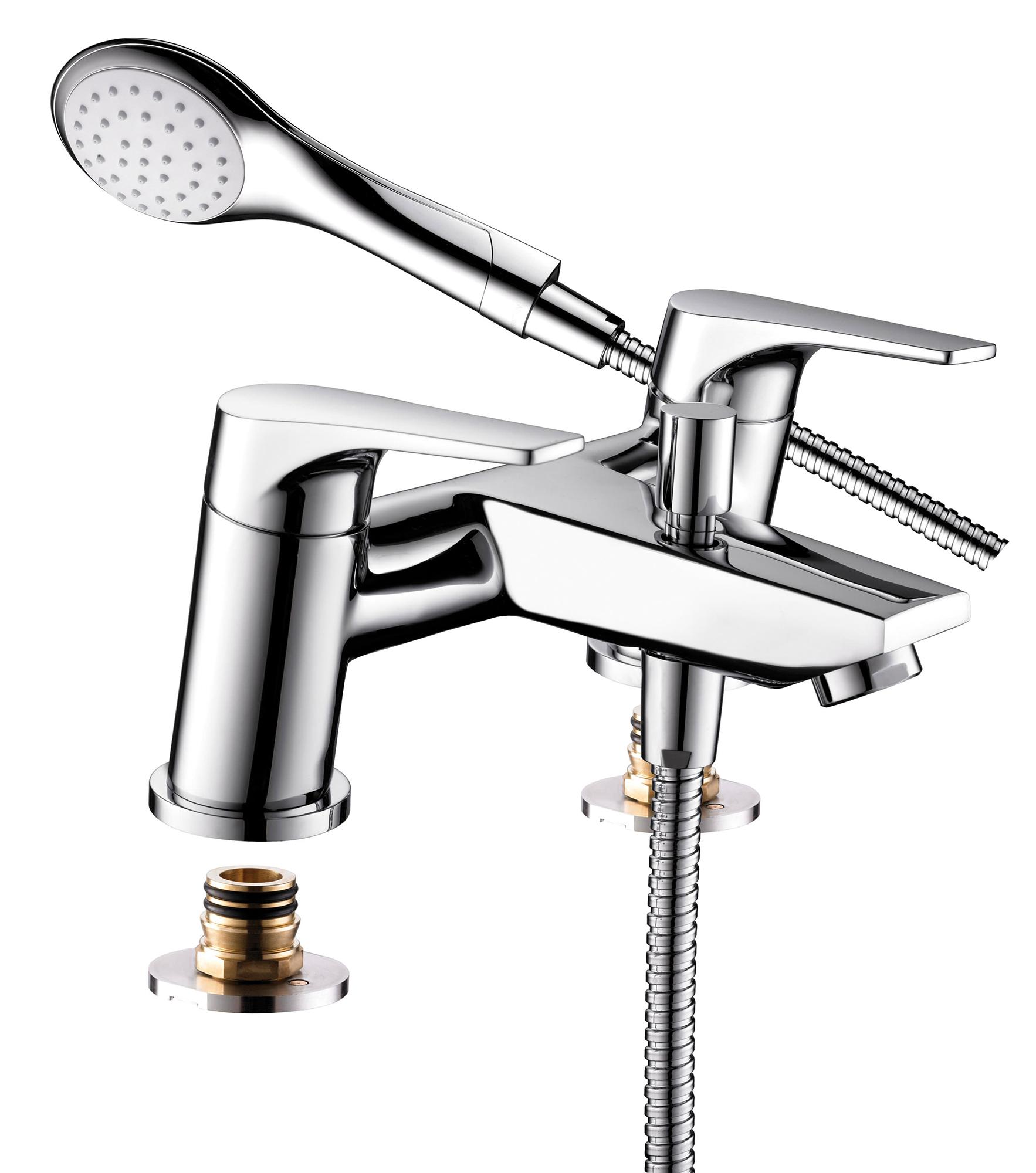 Bristan | Vantage | VTBSMC | Bath Shower Mixer - Bath shower mixers ...