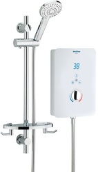 Bristan BLISS BL3105W 10.5Kw Electric Shower White