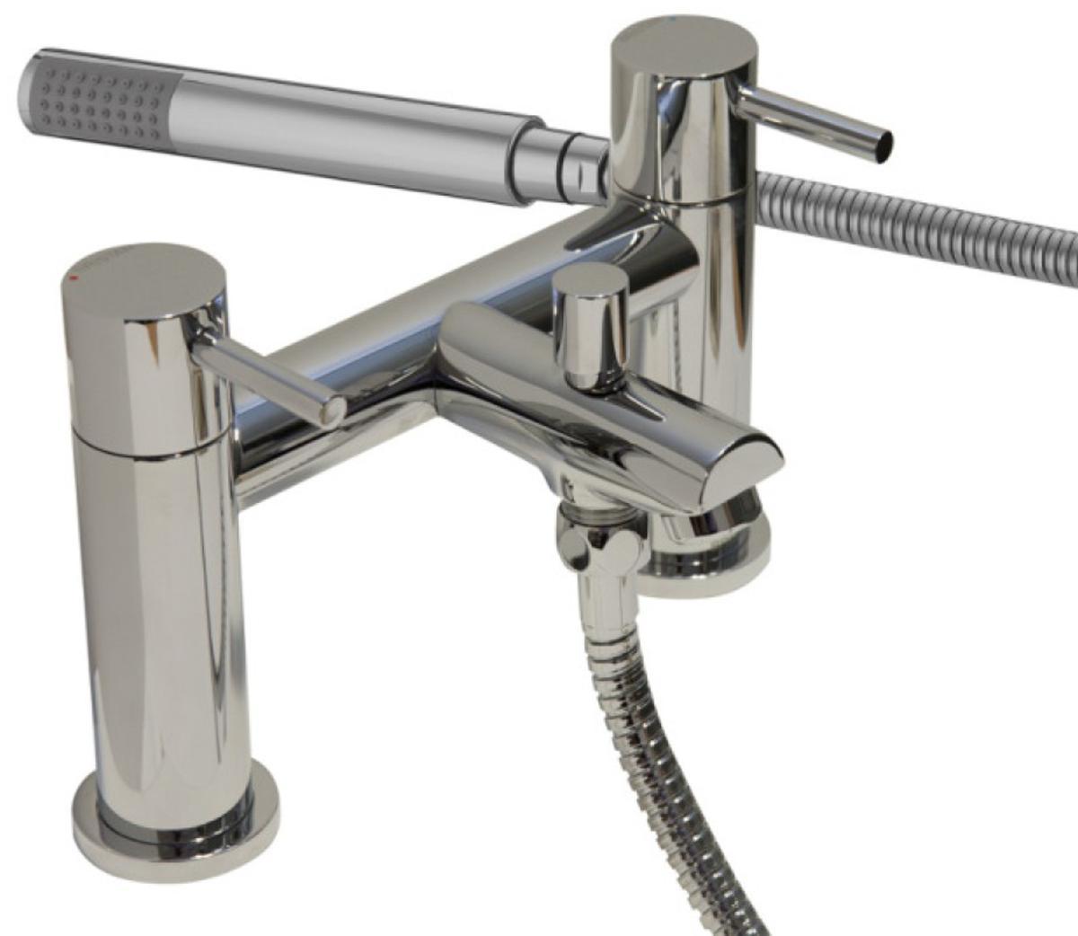Bristan | Blitz | BTZBSMC | Bath Shower Mixer