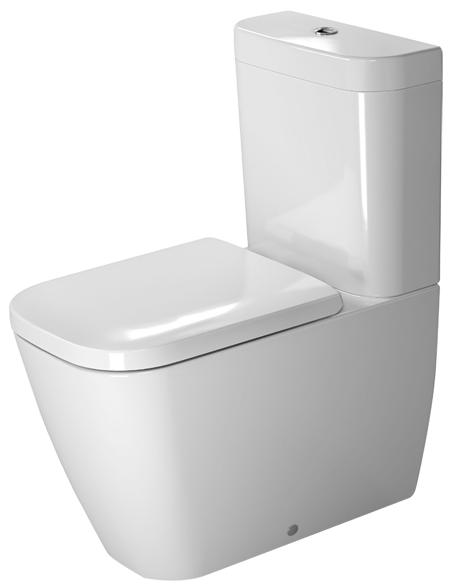 Duravit | Happy D2 | 2134090000 | Toilet Pan