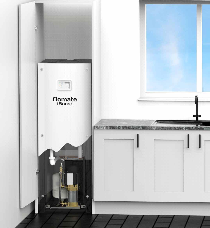 Stuart Turmer   Flomate iboost   46668   Mains Boost Pump   lifestyle