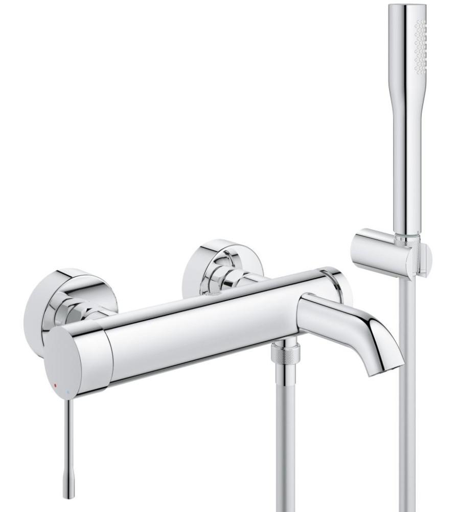 Grohe | Essence | 33628001 | Bath Shower Mixer - Bathrooms And ...