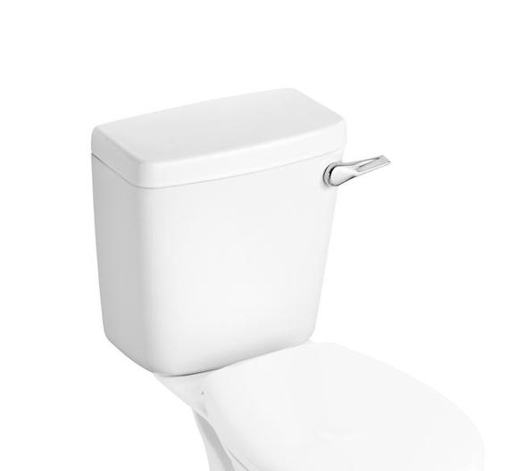 Armitage Shanks Sandringham 21 E876301 Close Coupled Cistern Dual Flush 6/4 Litre White