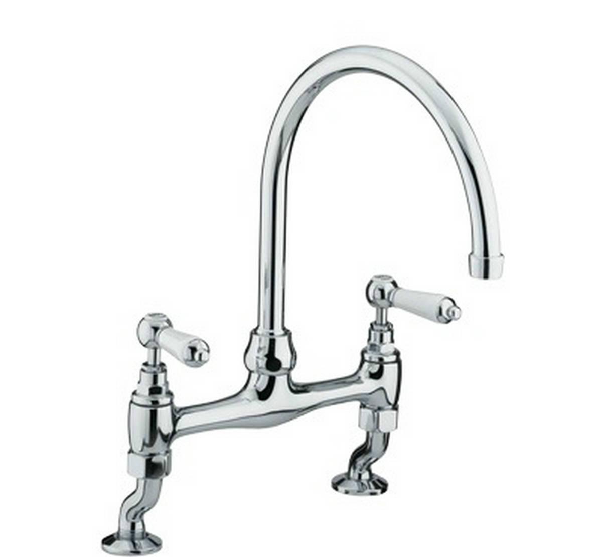 Bristan | Renaissance | RS DSM BN | Kitchen Sink Mixers