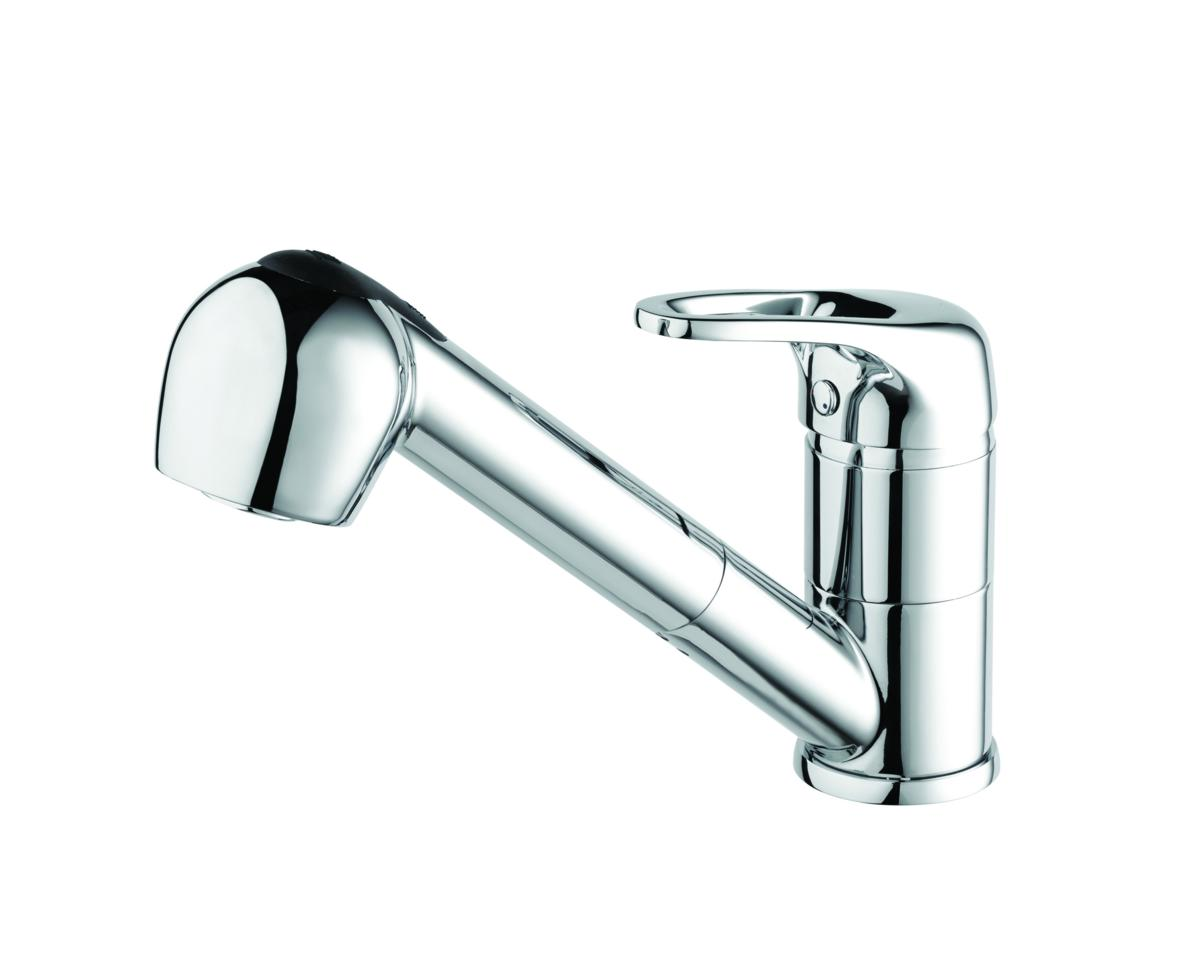 Bristan | Pear | PEA PULLSNK C | Kitchen Sink Mixers