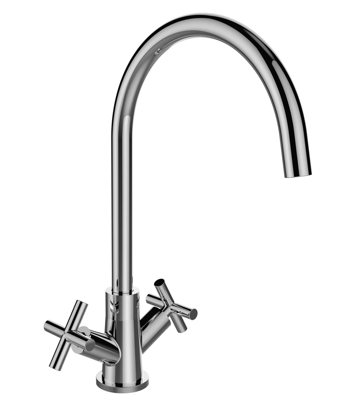 Bristan | Tangerine | TNG EFSNK C | Kitchen Sink Mixer