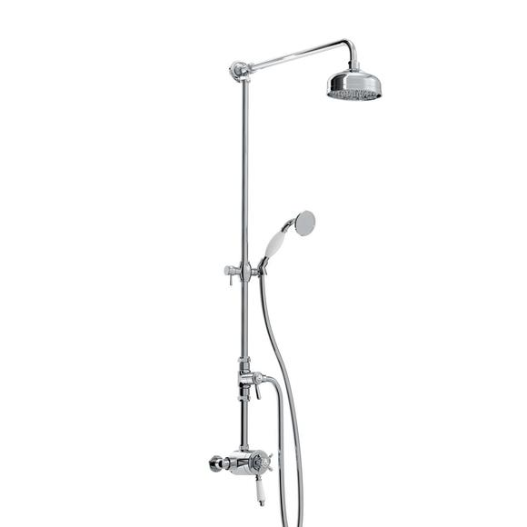 Bristan 1901 N2 CSHXDIV C Concentric Shower