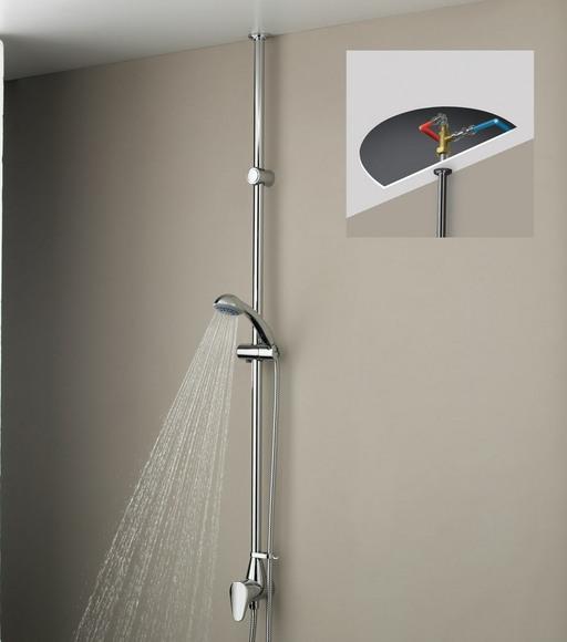 Bristan Jute JU MTLSHX C Shower