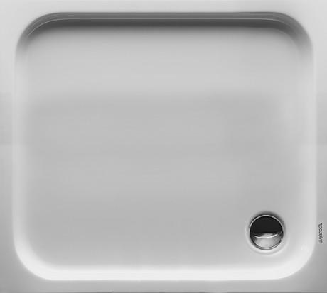 Duravit | D Code | 72010700000000 | Rectangular Shower Tray