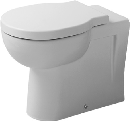 Duravit | Foster | 0177090000 | Back to Wall Pan