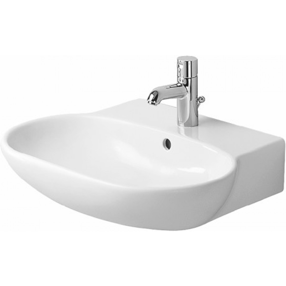 Duravit | Foster | 0419550000 | Wall Mounted Basin