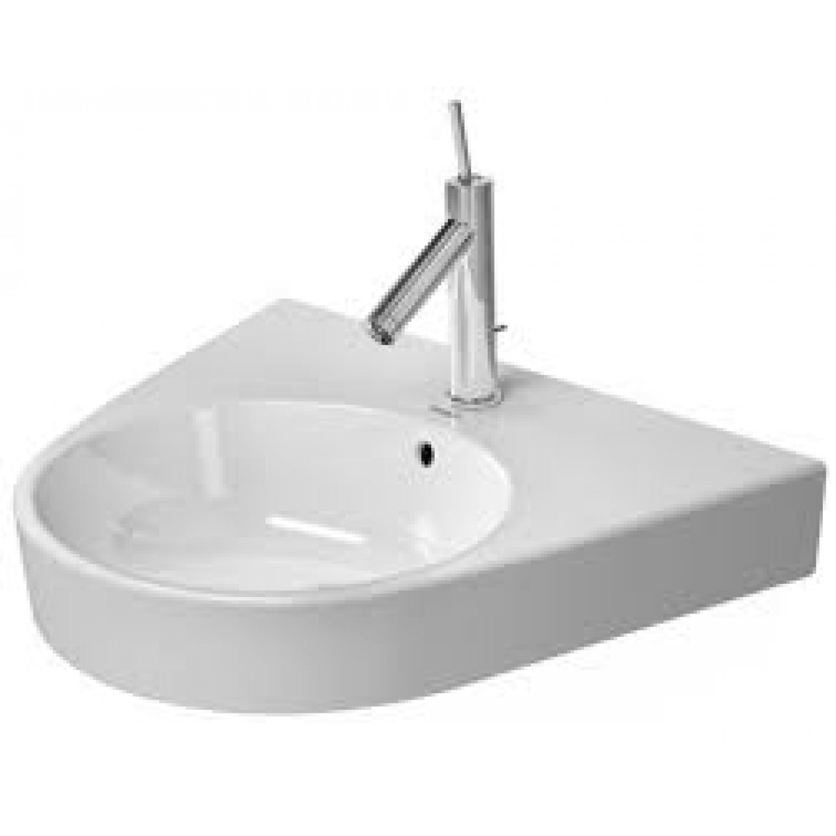 Duravit | Starck 2 | 2323600000 | Wall Mounted Basin - View all ...
