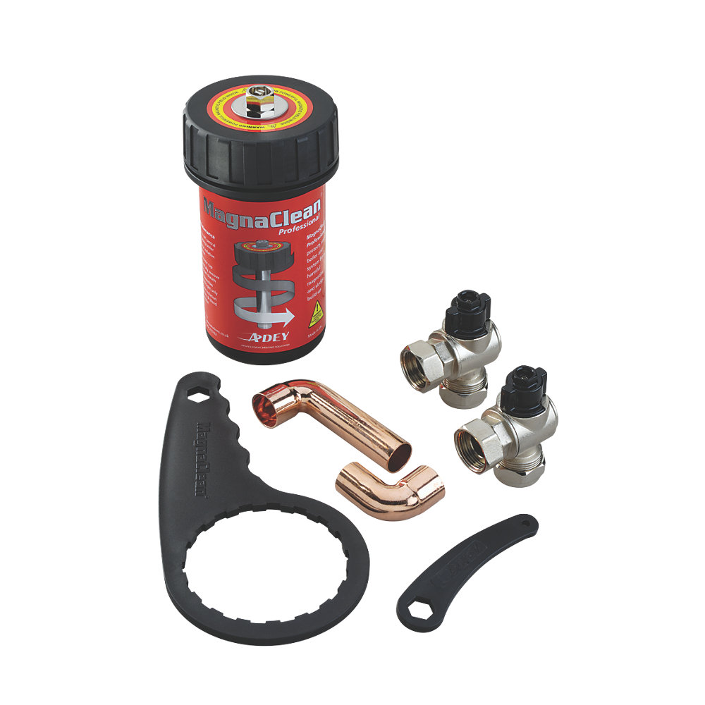 Adey | Magnaclean | 608001 | Heating Protection | pack
