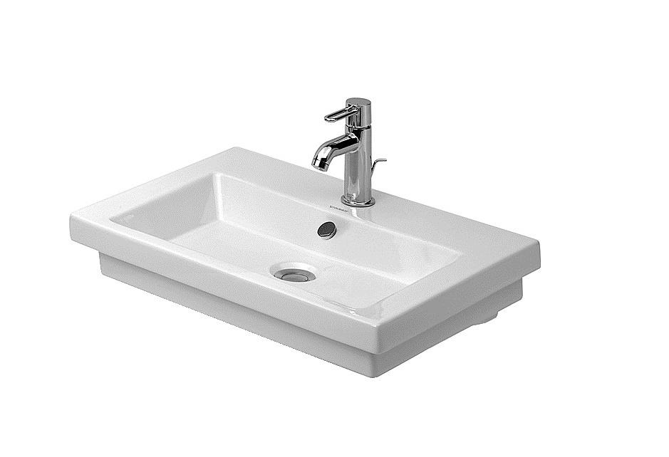 Duravit | 2nd Floor | 0491600000 | Countertop Basin