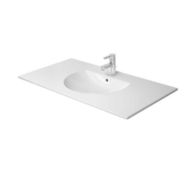 Duravit Darling New 049910 1030 x 545mm 1 Tap Hole Countertop Basin