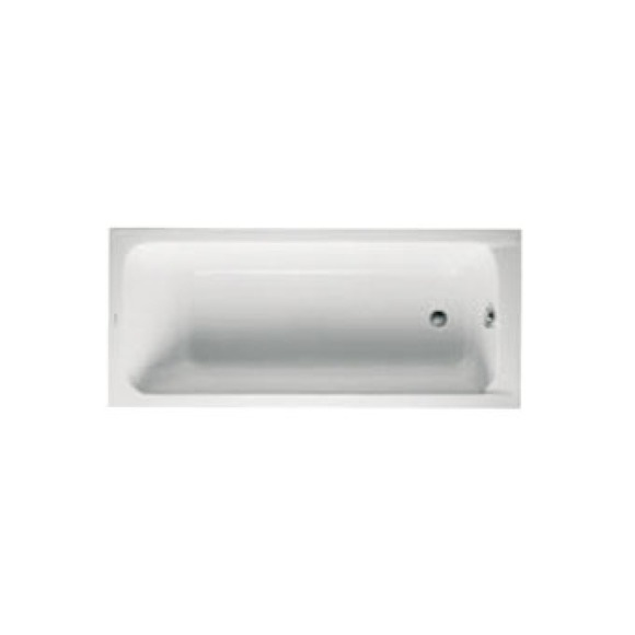 Duravit D-Code 700108 1800 x 800mm  Rectangular Bath