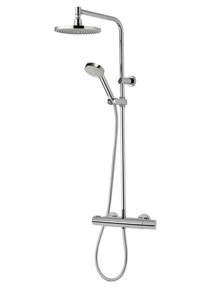 Aqualisa Midas 110 MD110SC Exposed Shower Column