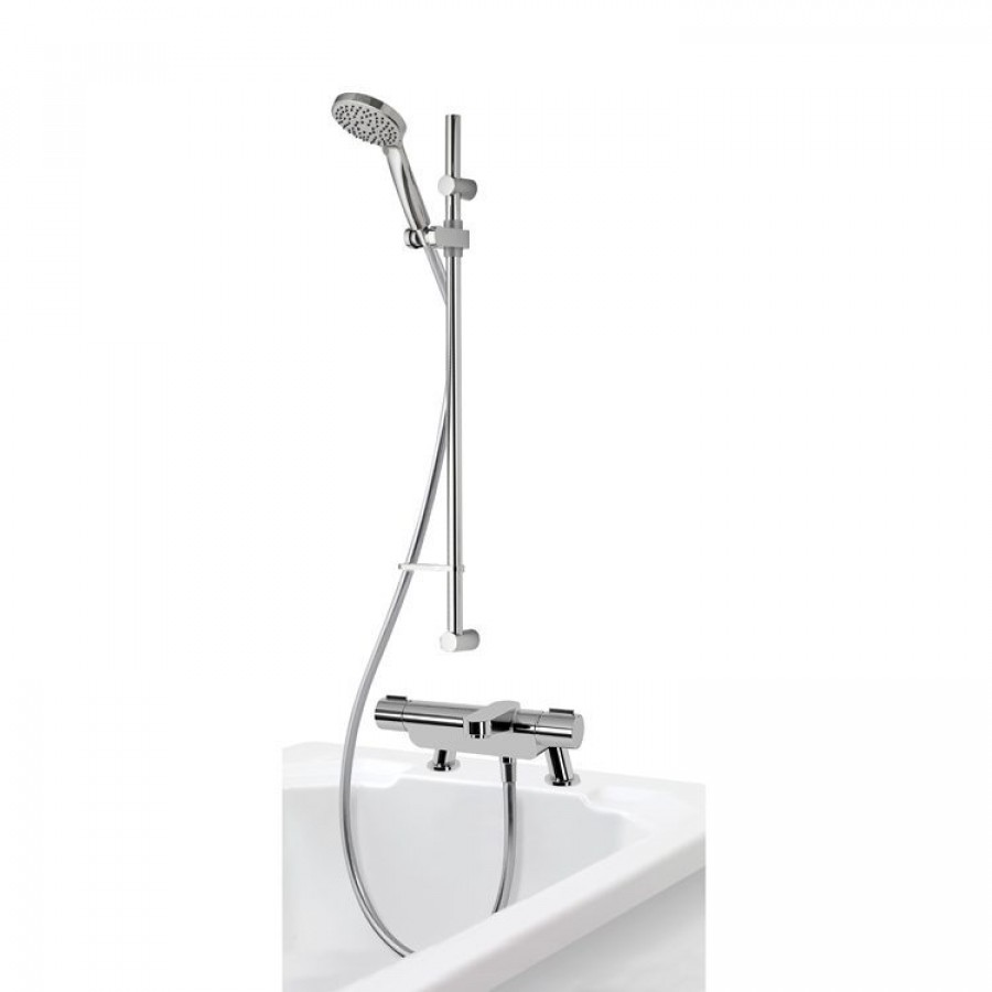 Aqualisa Midas 220 MD220BSM Exposed Bath Shower Mixer