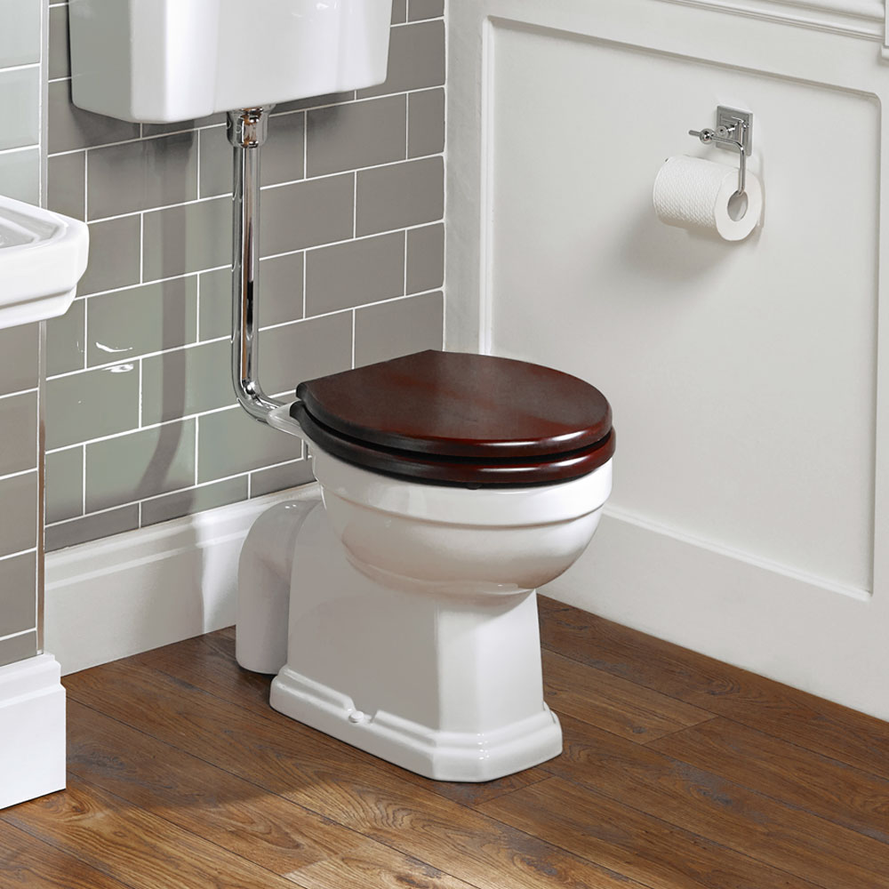 Looking for a complete low level toilet?
