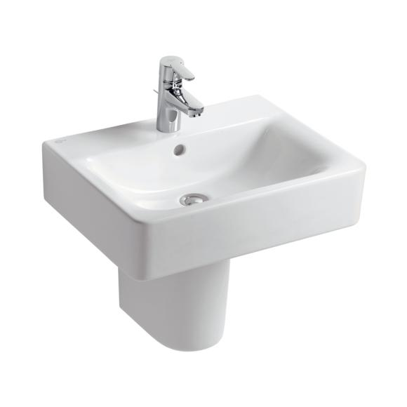 Ideal Standard Concept E784201 550x460 1 Tap Hole Wall Mounted Basin