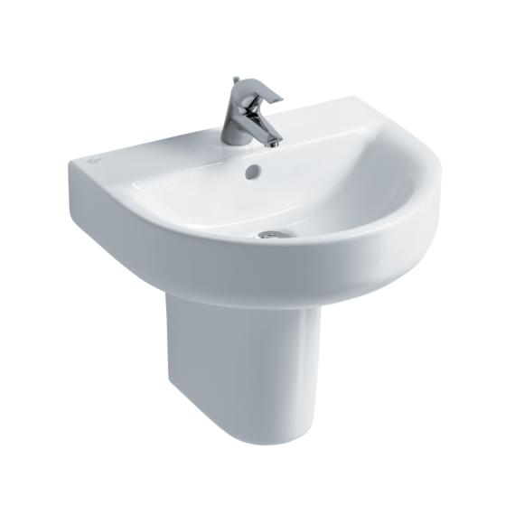 Ideal Standard Concept E785201 550x455 1 Tap Hole Wall Mounted Basin