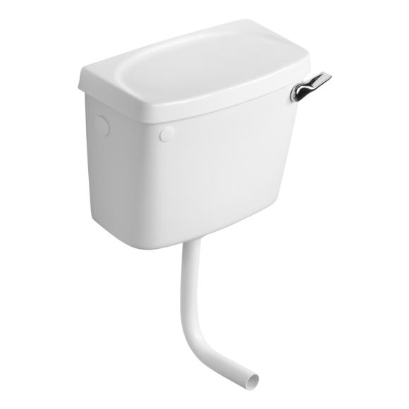 Armitage Shanks S390001 Compact Low Level Cistern White