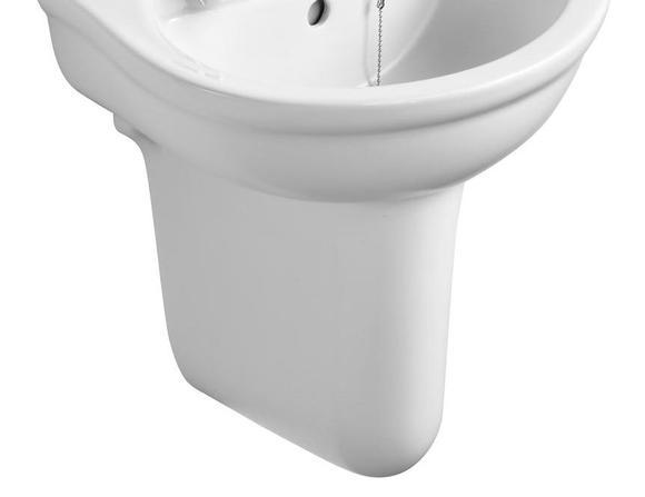 Ideal Standard E750201 Space Alto Semi Pedestal Only White