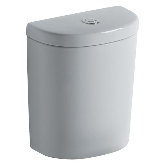 Ideal Standard E786001 Concept Studio Arc Close Coupled Cistern Only With Dual 6/4 litre Flush White