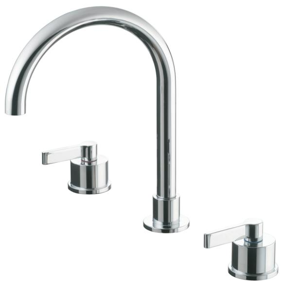 Ideal Standard | Silver | E0061AA | Basin Mixer