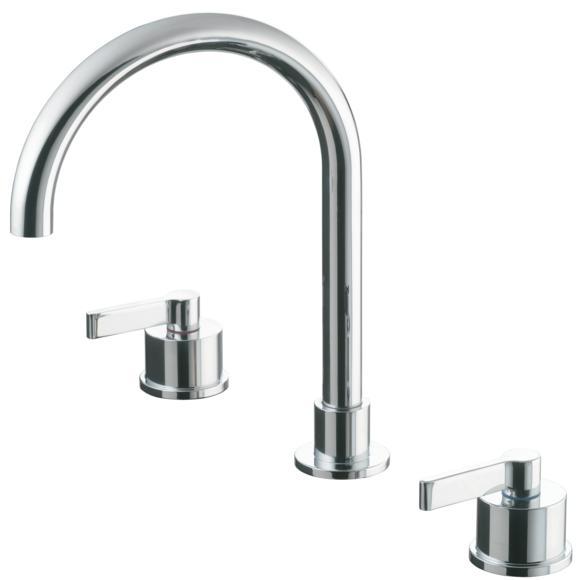 Ideal Standard | Silver | E0061AA | Basin Mixer