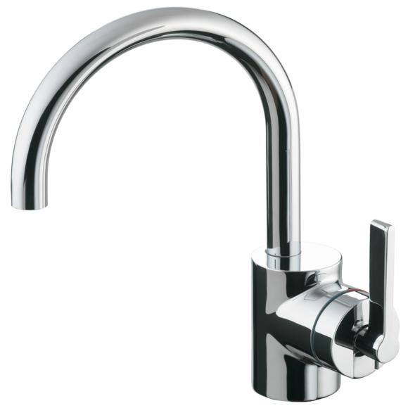 Ideal Standard | Silver | E0067AA | Basin Mixer