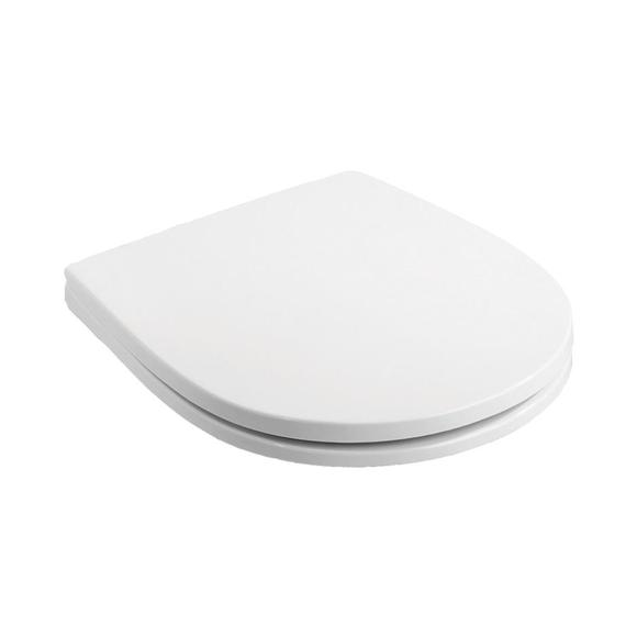 Ideal Standard E002101 White Toilet Seat White