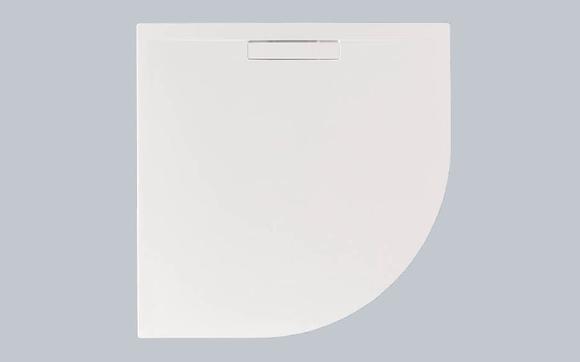 Just Trays Evolved ASE90Q016 900mm Quadrant Anti-Slip Shower Tray