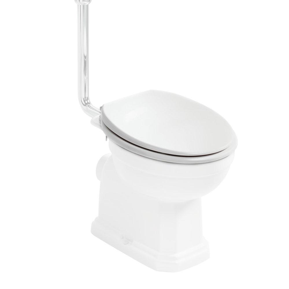 Ideal Standard   Waverley   U011801   Standard Close Toilet Seat