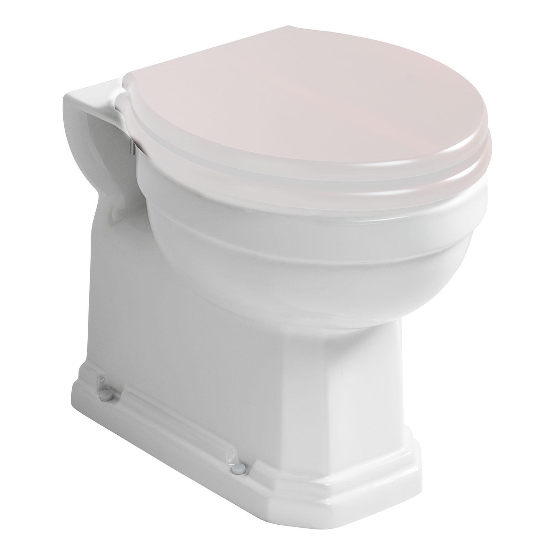 Ideal Standard | Waverley | U471201 | Back to Wall Toilet Pan