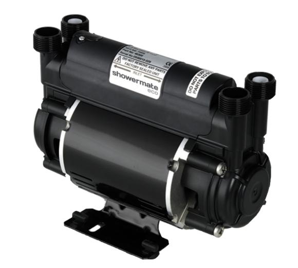 Stuart Turner 46500 Showermate Eco Twin 2.0 Bar Shower Pump
