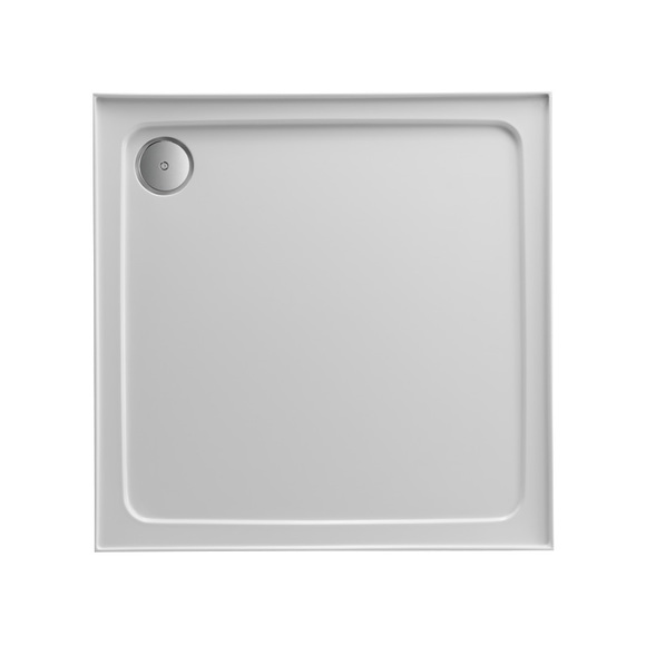 Just Trays Fusion F80140 800mm Square Shower Tray