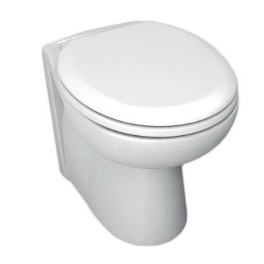 Lecico Atlas AP-BTWSCCOMB back to wall toilet