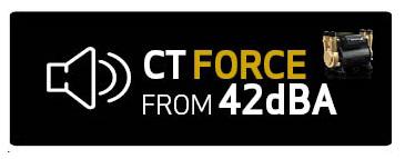 Quiet Mark - CT Force Range