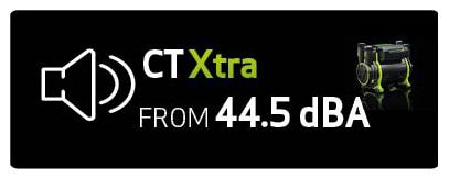 Quiet Mark - CT-Xtra dBA