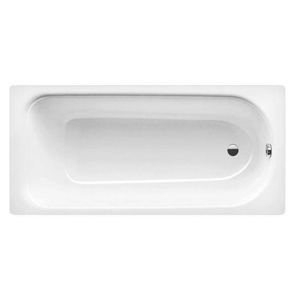 Kaldewei | Eurowa | 119825000001 | 2 Tap Hole | Rectangular Baths