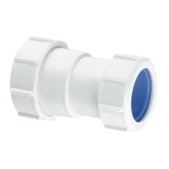 Mcalpine T28L-ISO Multifit Straight Connector