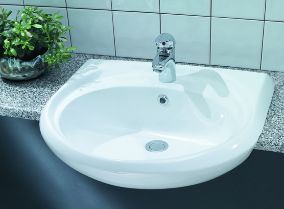 Lecico | Atlas | ARWHBA1 | Semi Countertop Basins