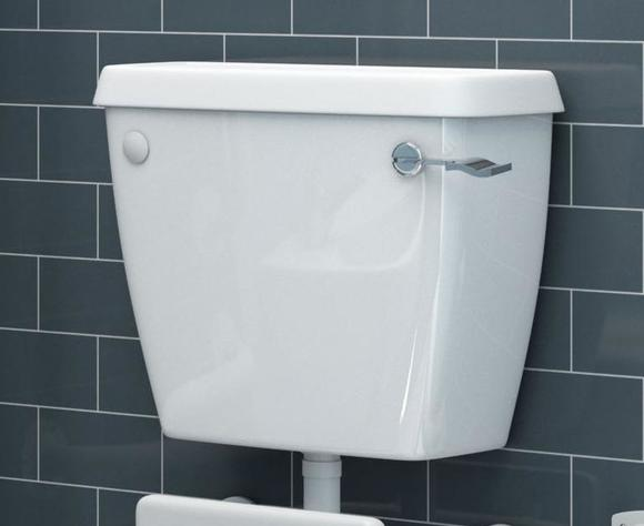 Lecico Atlas ASWHLLBCI Low Level Cistern