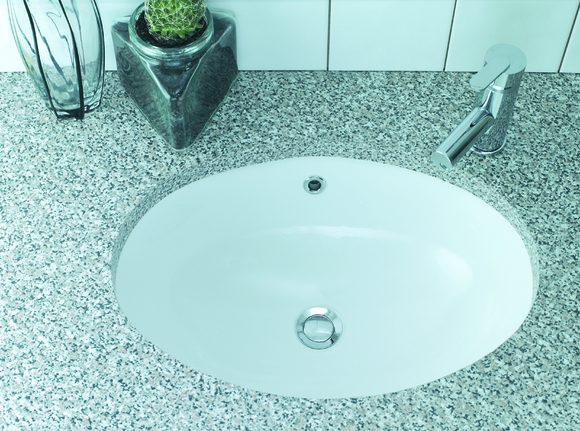 Lecico Atlas ASWHUCBA 560mm Under Counter Basin