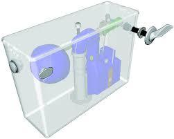 Lecico Atlas BTWPHACIDOCE Concealed Cistern