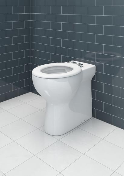 Lecico | Atlas | DOCBTW56RIM | Toilet Pans