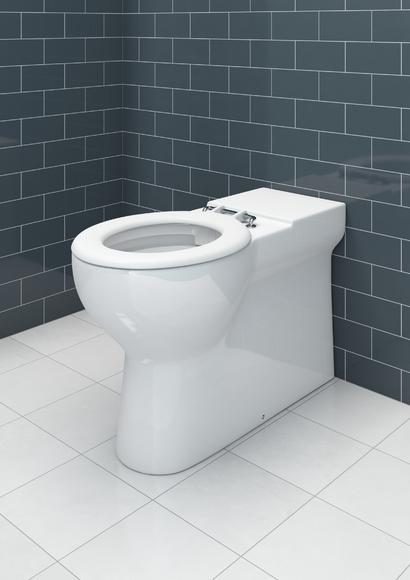 Lecico | Atlas | DOCMBTW75RIM | Toilet Pans