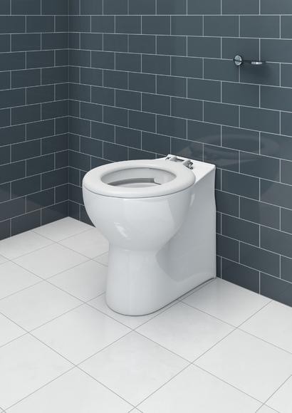 Lecico | Atlas | RIM50BTWPA | Toilet Pans